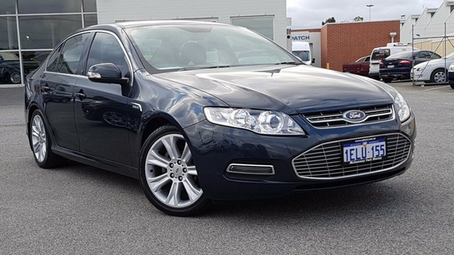 Used Ford Falcon G6E, Morley, 2012 Ford Falcon G6E Sedan