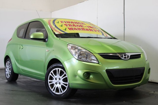 Used Hyundai i20 Active, Underwood, 2011 Hyundai i20 Active Hatchback