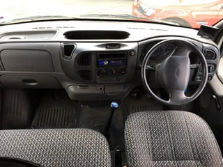 2001 Ford Transit Mini Bus.