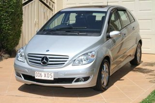 Discounted Used Mercedes-Benz B200, Bundall, 2008 Mercedes-Benz B200 W245 MY09 Hatchback
