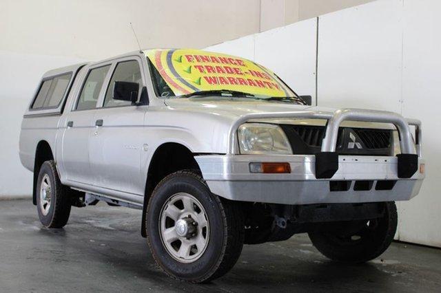 Used Mitsubishi Triton GLX, Underwood, 2005 Mitsubishi Triton GLX Dual Cab Utility