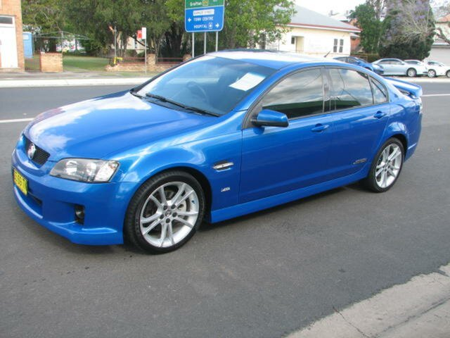 Used Holden Commodore 6 speed manual, Casino, 2010 Holden Commodore 6 speed manual Sedan