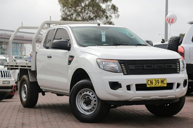 Used Ford Ranger XL Double Cab 4x2 Hi-Rider, Narellan, 2015 Ford Ranger XL Double Cab 4x2 Hi-Rider Utility