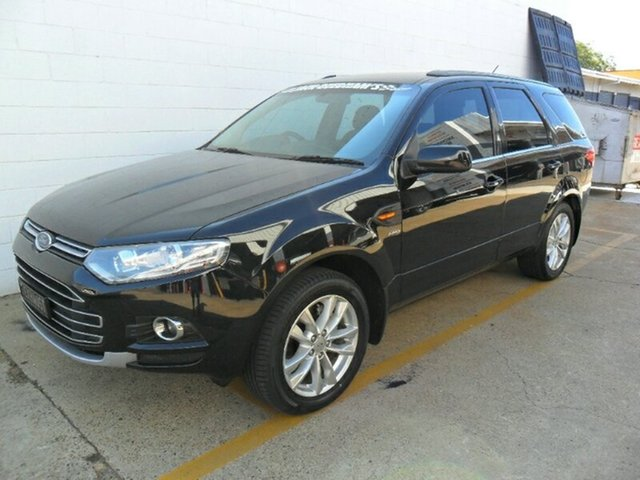 Used Ford Territory TS Seq Sport Shift AWD, Redcliffe, 2013 Ford Territory TS Seq Sport Shift AWD Wagon