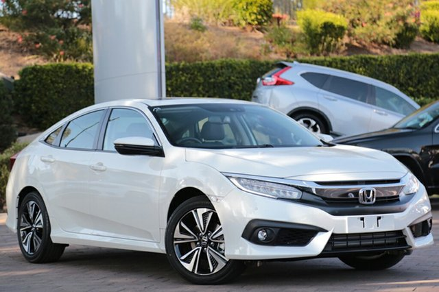 Discounted New Honda Civic VTI-LX, Southport, 2017 Honda Civic VTI-LX Sedan