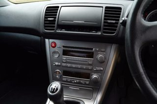 2005 Subaru Liberty Sedan.