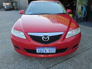 2005 Mazda 6 Sedan.