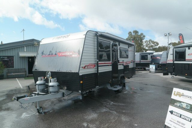 New Retreat Fraser 180C 2018 Model, Barragup, 2017 Retreat Fraser 180C 2018 Model Caravan