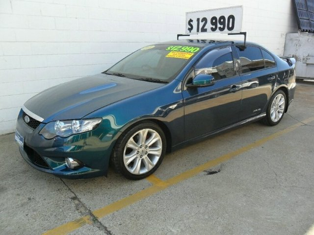 Used Ford Falcon XR6, Redcliffe, 2009 Ford Falcon XR6 Sedan