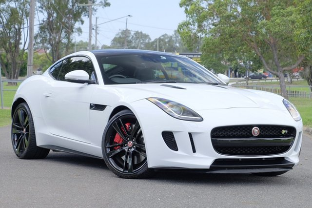 Used Jaguar F-TYPE R, Toowong, 2014 Jaguar F-TYPE R Coupe