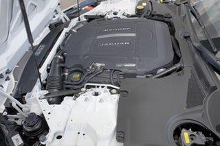 2014 Jaguar F-TYPE R Coupe.