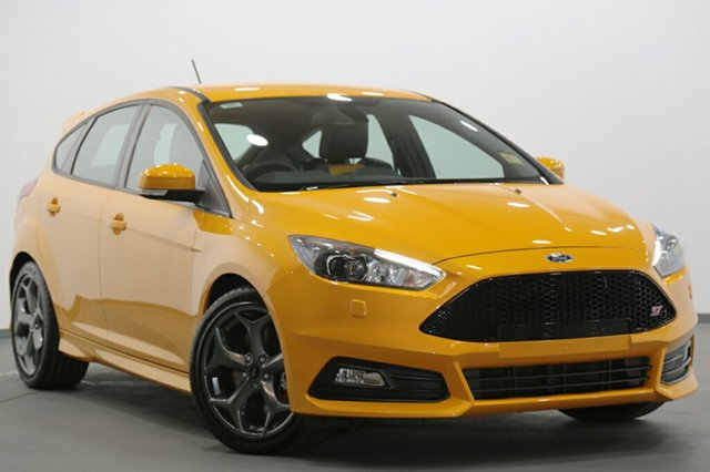 Discounted Demonstrator, Demo, Near New Ford Focus ST, Narellan, 2017 Ford Focus ST Hatchback