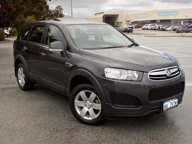 Used Holden Captiva 7 LS, Maddington, 2014 Holden Captiva 7 LS Wagon