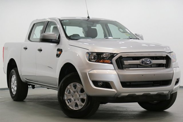 Discounted Demonstrator, Demo, Near New Ford Ranger XLS Double Cab, Narellan, 2017 Ford Ranger XLS Double Cab Utility