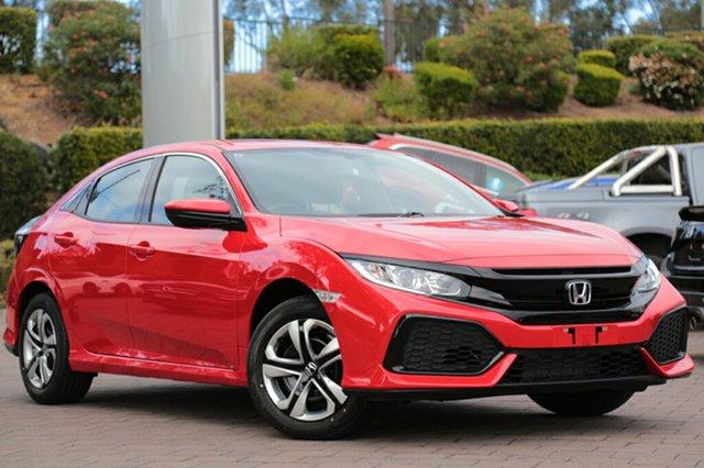 Discounted New Honda Civic VTi, Southport, 2017 Honda Civic VTi Hatchback