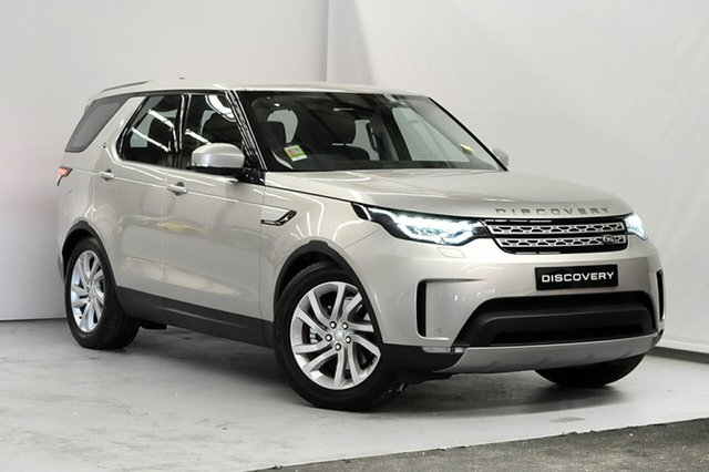 New Land Rover Discovery Td4 HSE, Osborne Park, 2017 Land Rover Discovery Td4 HSE Wagon