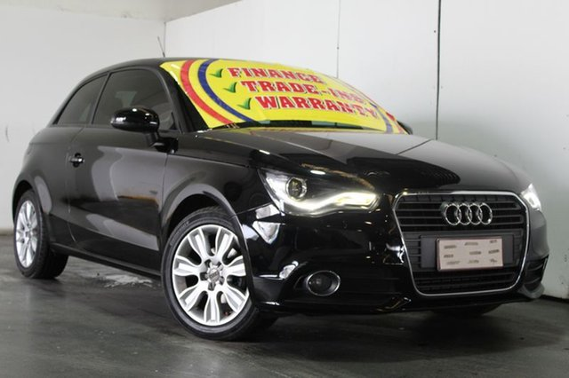 Used Audi A1 1.6 TDI Ambition, Underwood, 2012 Audi A1 1.6 TDI Ambition Hatchback