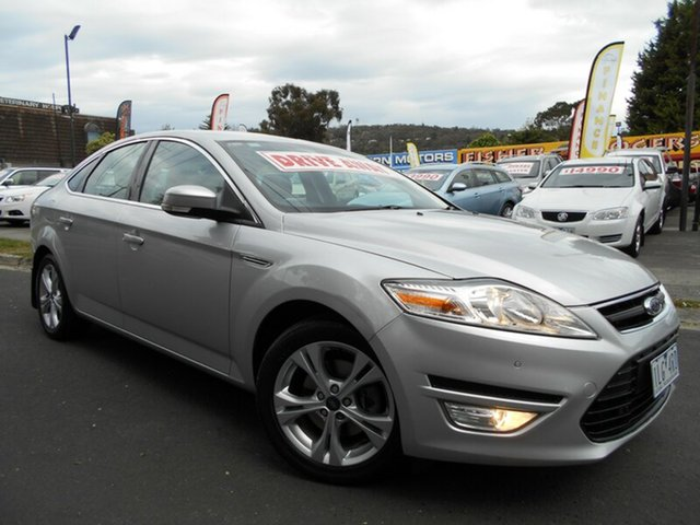 Used Ford Mondeo Zetec Tdci, Upper Ferntree Gully, 2013 Ford Mondeo Zetec Tdci Hatchback