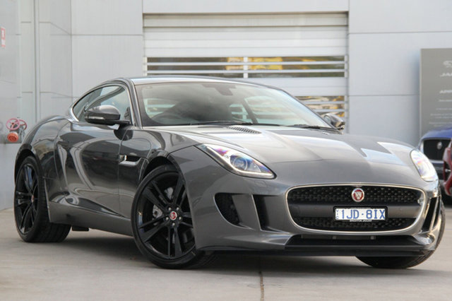 Discounted Used Jaguar F-TYPE Quickshift RWD, Gardenvale, 2017 Jaguar F-TYPE Quickshift RWD Coupe