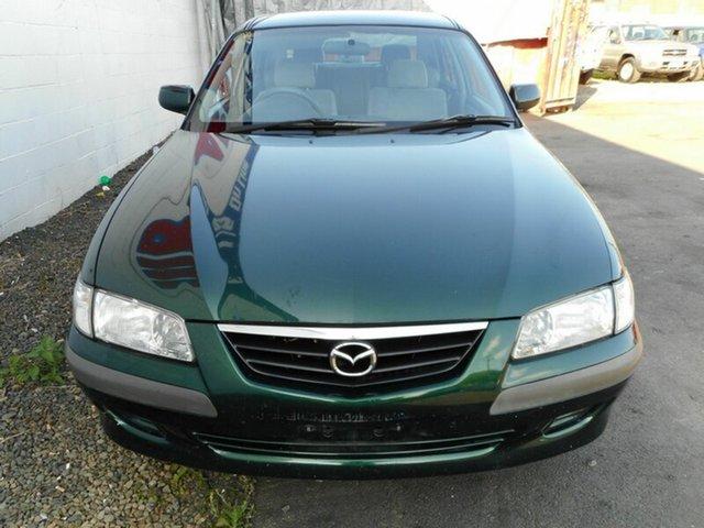 Used Mazda 323 Protege, Moorooka, 2000 Mazda 323 Protege BJ Sedan