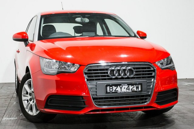 Used Audi A1 Attraction, Rozelle, 2011 Audi A1 Attraction Hatchback