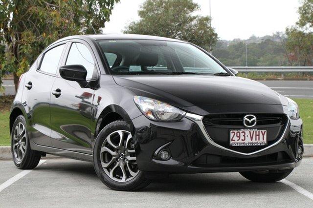 Used Mazda 2 Genki SKYACTIV-Drive, Moorooka, Brisbane, 2014 Mazda 2 Genki SKYACTIV-Drive Hatchback