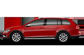 New Volkswagen New Golf Alltrack, Kinghorn Volkswagen, Nowra