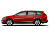 New Volkswagen New Golf Alltrack, Bendigo Volkswagen, Epsom