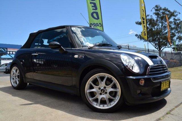 Used Mini Cabrio Cooper S, Mulgrave, 2008 Mini Cabrio Cooper S Convertible