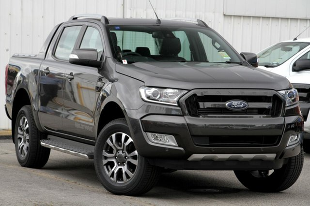 New Ford Ranger Wildtrak Double Cab, Reynella, 2018 Ford Ranger Wildtrak Double Cab Utility