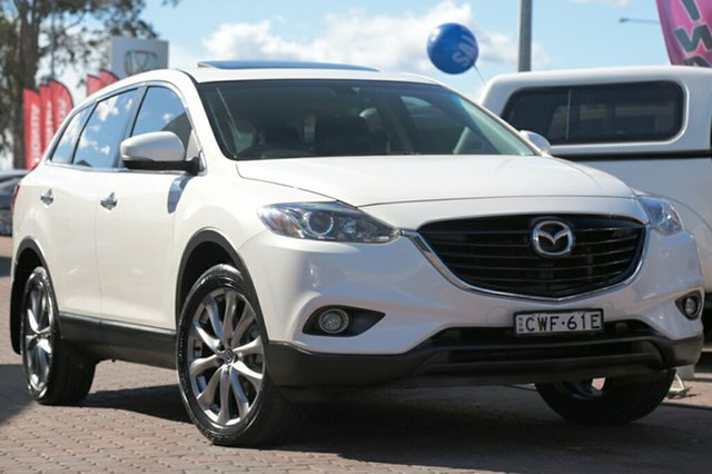 Used Mazda CX-9 Luxury Activematic, Narellan, 2014 Mazda CX-9 Luxury Activematic SUV