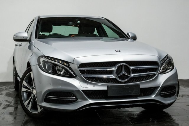 Used Mercedes-Benz C200 Avantgarde 7G-Tronic +, Rozelle, 2014 Mercedes-Benz C200 Avantgarde 7G-Tronic + Sedan