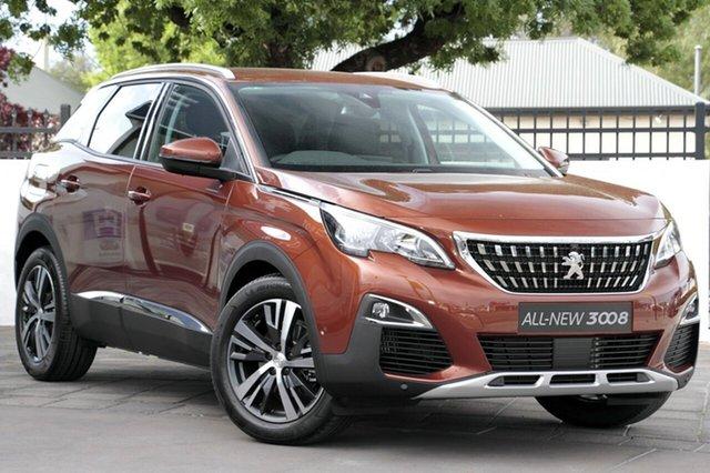 New Peugeot 3008 Allure SUV, Artarmon, 2019 Peugeot 3008 Allure SUV Hatchback