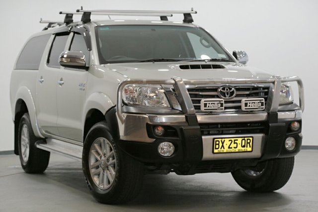 Used Toyota Hilux SR5 Double Cab, Narellan, 2013 Toyota Hilux SR5 Double Cab Utility