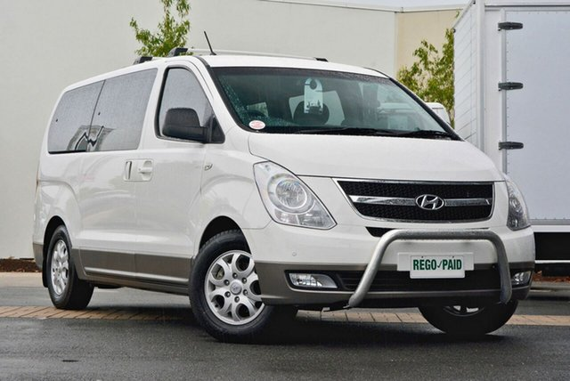 Used Hyundai iMAX, Robina, 2014 Hyundai iMAX TQ-W MY15 Wagon