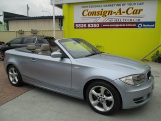 Used BMW 120i, Bundall, 2009 BMW 120i E88 MY09 Convertible