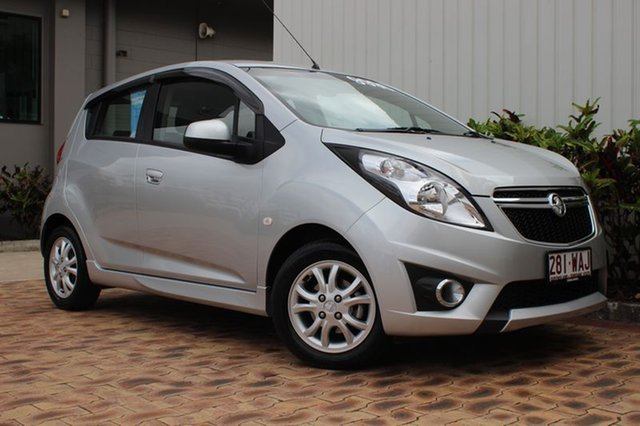 Used Holden Barina Spark CD, Cairns, 2015 Holden Barina Spark CD Hatchback