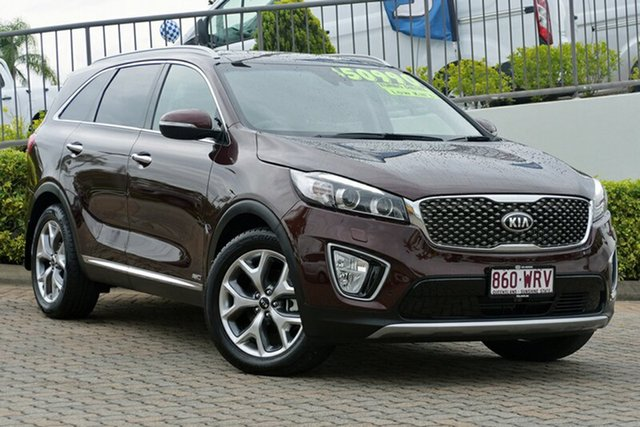 Discounted Used Kia Sorento Platinum AWD, Southport, 2016 Kia Sorento Platinum AWD Wagon