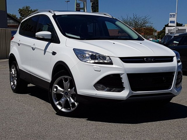 Used Ford Kuga Titanium PwrShift AWD, Morley, 2016 Ford Kuga Titanium PwrShift AWD Wagon