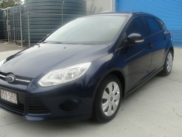 Used Ford Focus Ambiente PwrShift, Ashmore, 2012 Ford Focus Ambiente PwrShift Hatchback