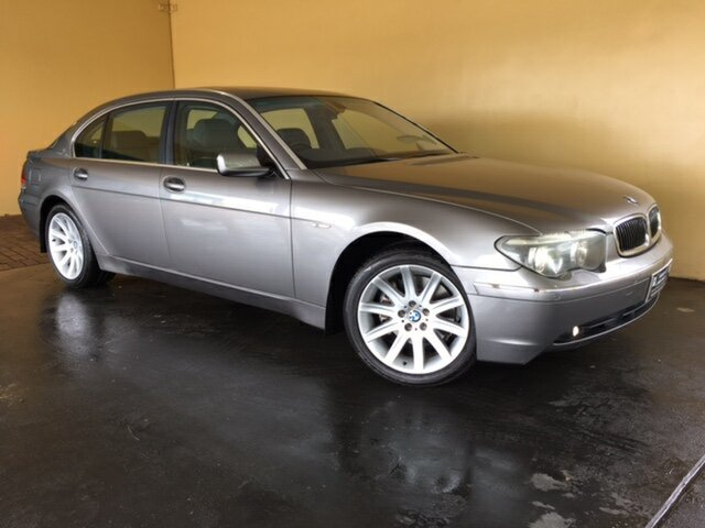 Used BMW 745Li, Toowoomba, 2004 BMW 745Li Sedan