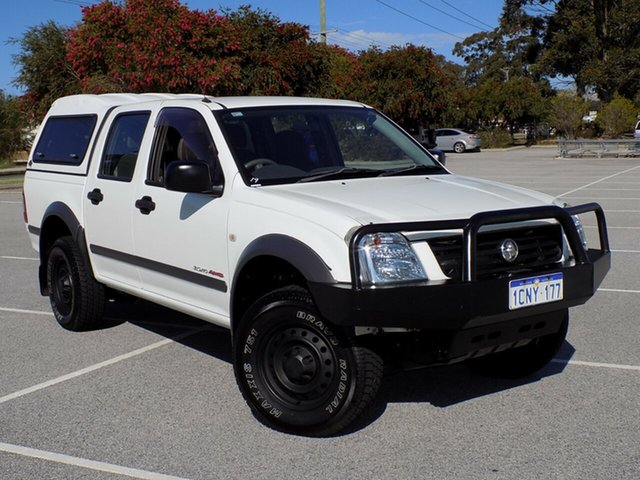 Used Holden Rodeo LX Crew Cab, Maddington, 2005 Holden Rodeo LX Crew Cab Utility