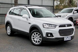 Used Holden Captiva Active 7 Seater, Oakleigh, 2017 Holden Captiva Active 7 Seater CG MY16 Wagon