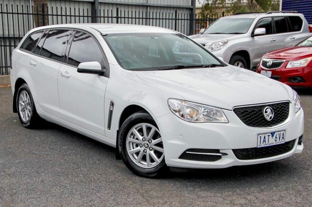 Used Holden Commodore Evoke, Oakleigh, 2014 Holden Commodore Evoke VF Sportswagon