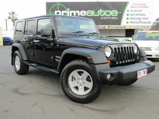 2008 Jeep Wrangler Unlimited Sport (4x4) Softtop.