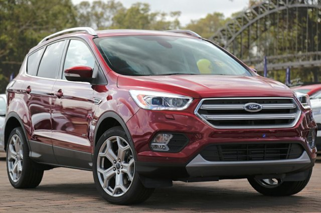 Discounted Demonstrator, Demo, Near New Ford Escape Titanium AWD, Warwick Farm, 2016 Ford Escape Titanium AWD SUV