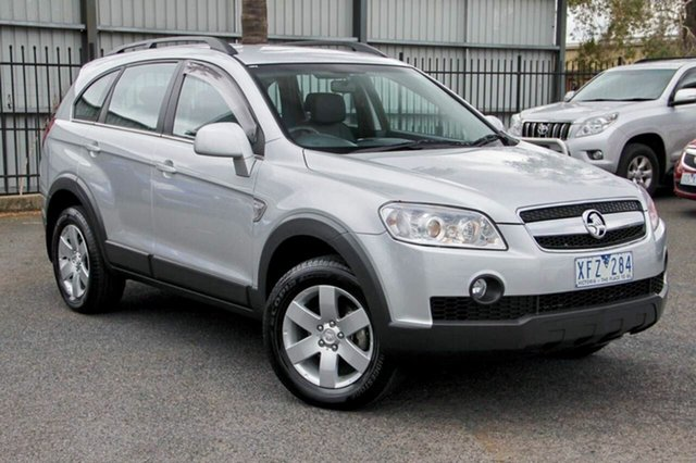 Used Holden Captiva CX (4x4), Oakleigh, 2009 Holden Captiva CX (4x4) CG MY10 Wagon