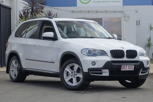 Used BMW X5 xDrive30i Steptronic, Toowong, 2009 BMW X5 xDrive30i Steptronic Wagon