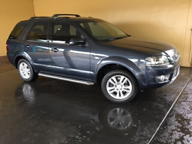 Used Ford Territory TS Limited Edition (RWD), Toowoomba, 2010 Ford Territory TS Limited Edition (RWD) Wagon