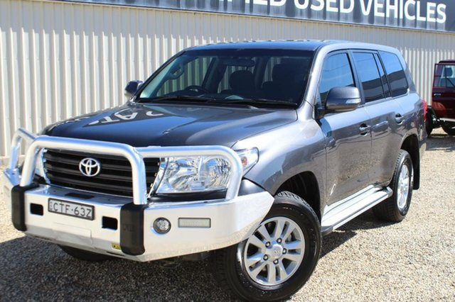Used Toyota Landcruiser GXL (4x4), Bathurst, 2014 Toyota Landcruiser GXL (4x4) Wagon